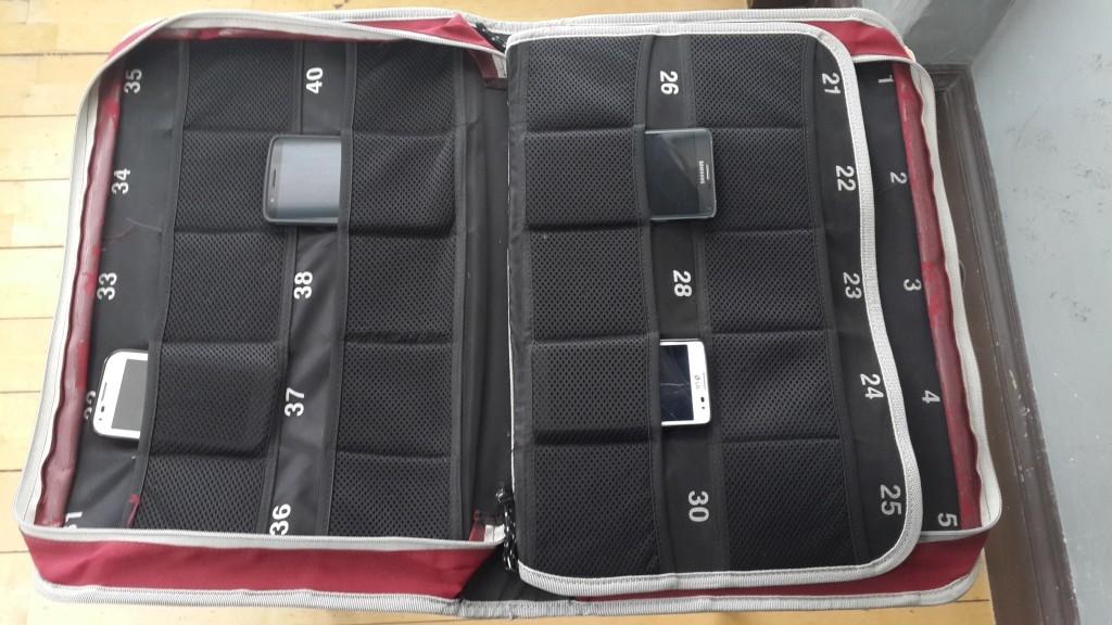 휴대폰가방