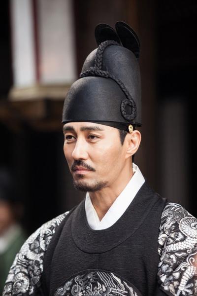 MBC 월화드라마 <화정>에서 광해군 역할을 맡은 배우 차승원.