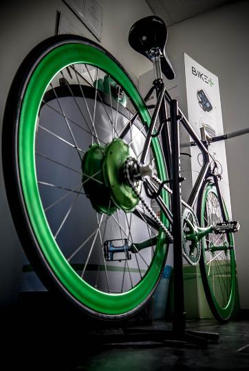 이탈리아 업체 제후스에서 판매하고 있는 올인원 휠 '플라이클라이'