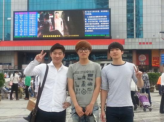 서울시립대생들