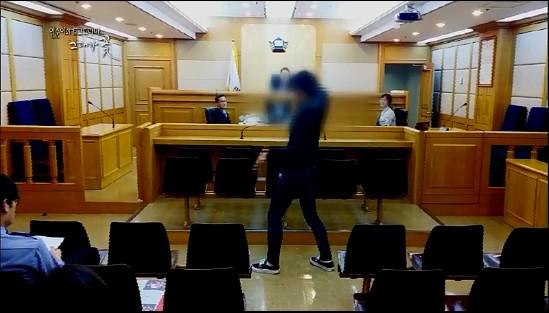 국내 최초의 비보이 법정공연이 천종호 판사 편에서 방송된다.