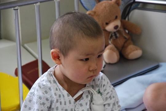 이대목동 병원에 입원해 있는 서드커.