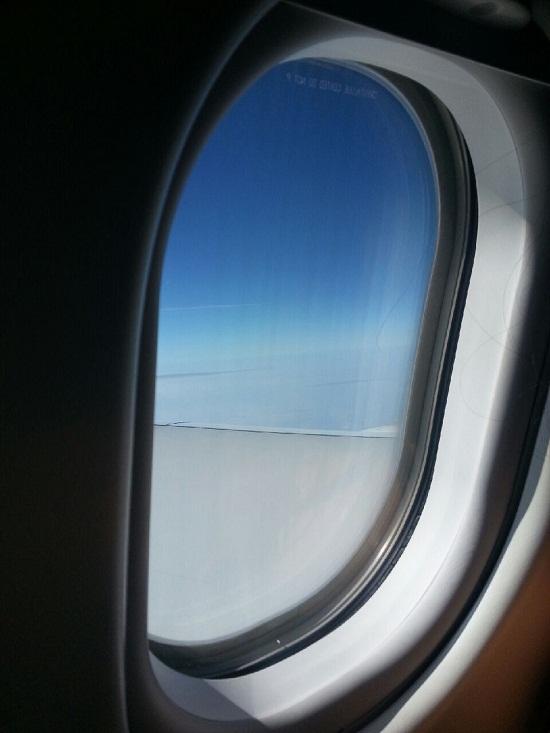 정주행 비행기