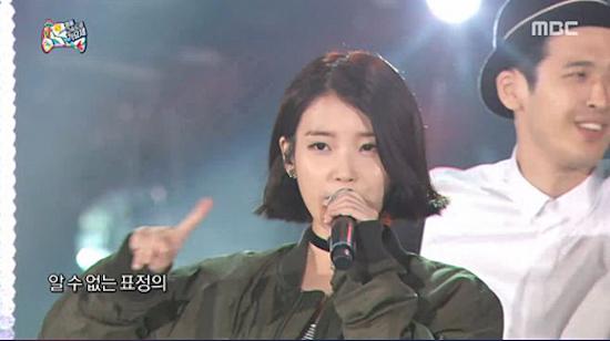 지난 22일 방영한 MBC <무한도전-영동 고속도로 가요제> 한 장면