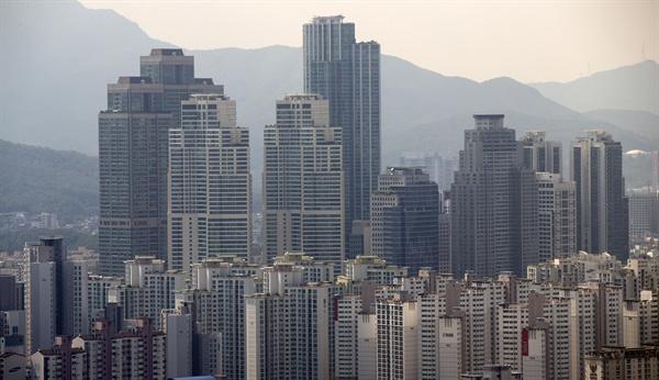 서울 강남의 한 아파트 단지.