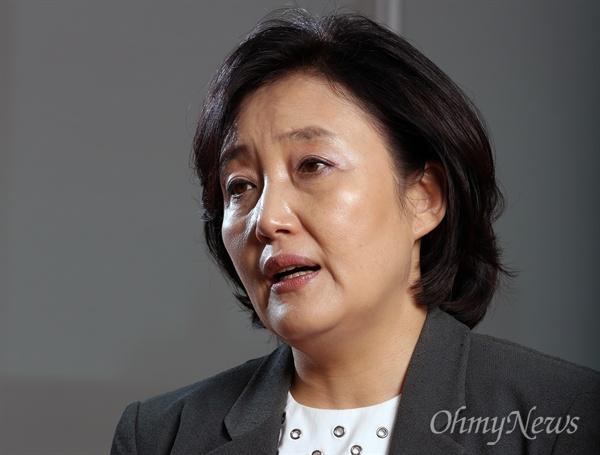 박영선 새정치민주연합 재벌개혁특위 위원장