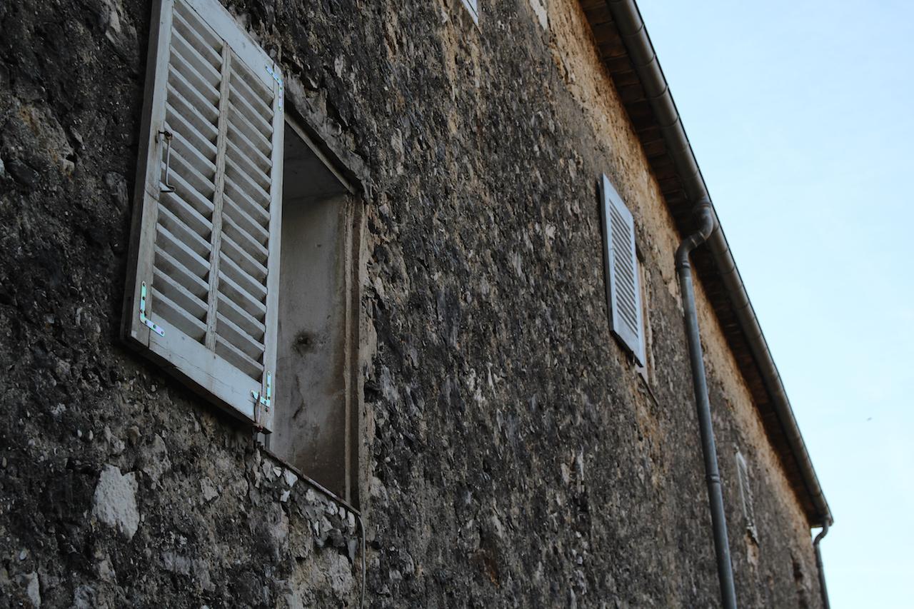 프랑스 생폴드방스 도미니코 수녀원 건물 외부 모습