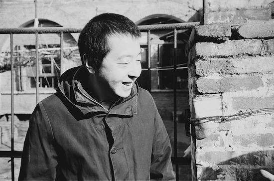 다큐멘터리 영화 <지아장커: 펜양에서 온 사나이>의 한 장면