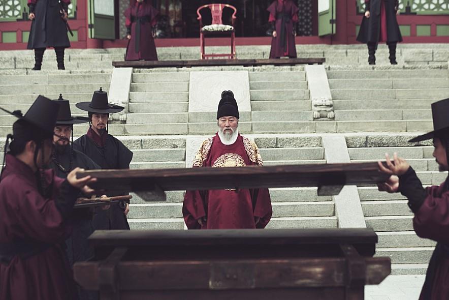 영화 <사도>의 한장면