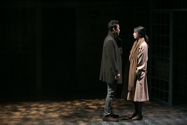 연극 <만추> 공연 사진