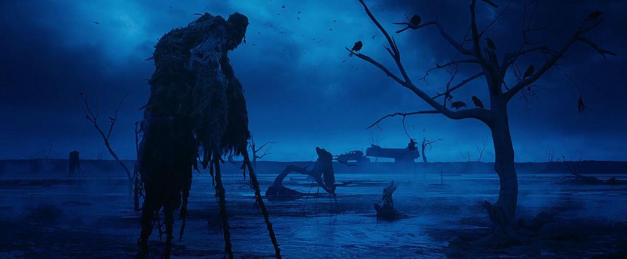 영화 ' 매드맥스-분노의 도로' (2015년) 의 한 장면 낙원을 찾아나선 그들이 가야할 곳이 어디인지 영화는 정확히 말해준다.