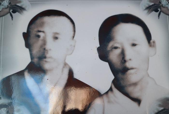 만주의 항일투사 김철운 김철운 항일투사와 아내