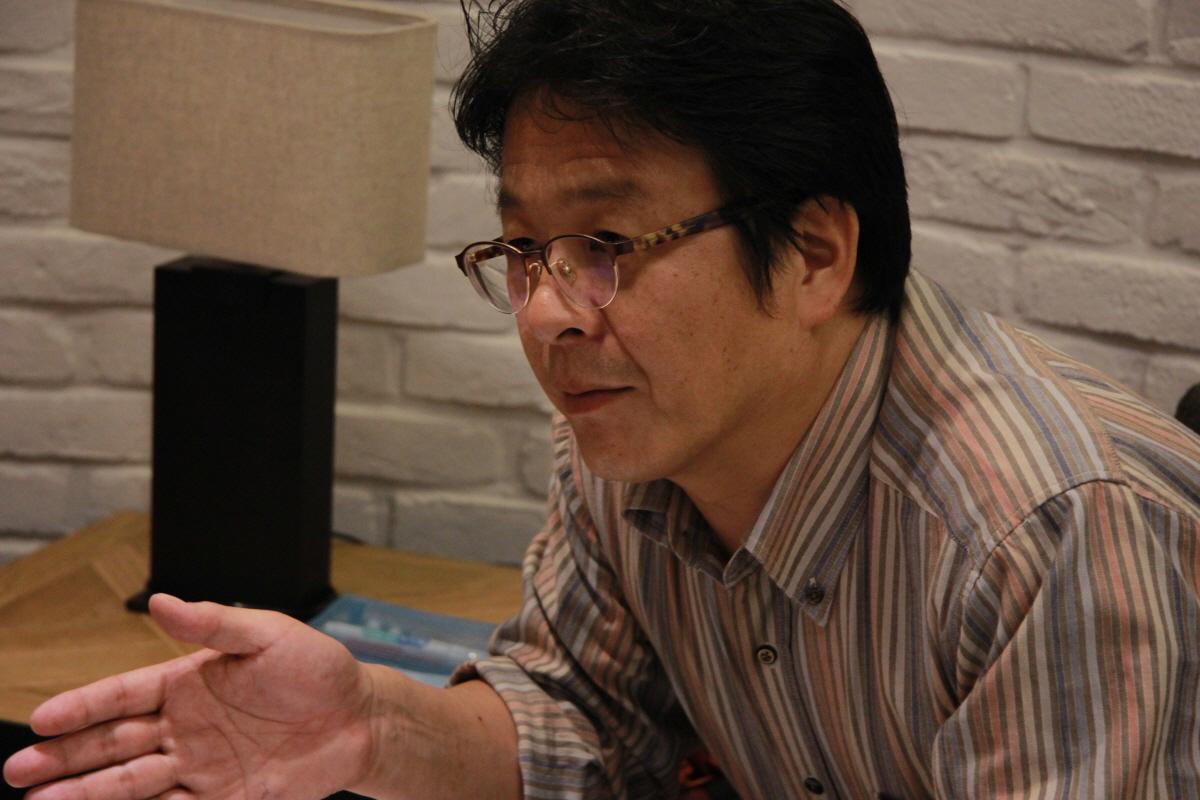 야마카와 요시야스 Zenko공동대표 일본 안보법안 재개정 반대 투쟁에 앞장선 야마카와 요시야스 Zenko공동대표 인터뷰