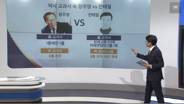 지난 10월 13일 채널A <이하원의 시사Q> 방송 장면.