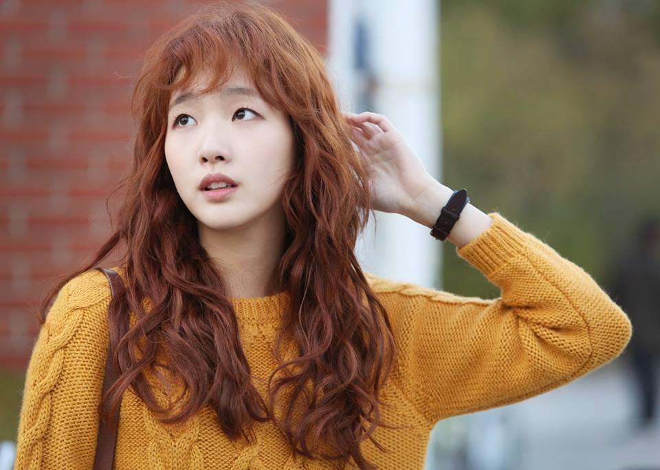 <치즈인더트랩> 홍설 역의 김고은