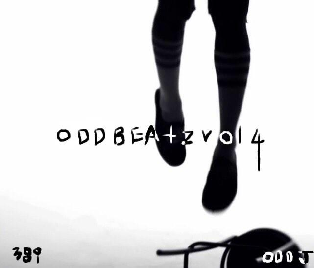 Odd Beatz Vol.4 재킷사진 오드제이는 지금까지 총 4번의 걸친 비트테이프를 작업을 하면서 자신의 존재와 가치를 입증해 나가고 있다.