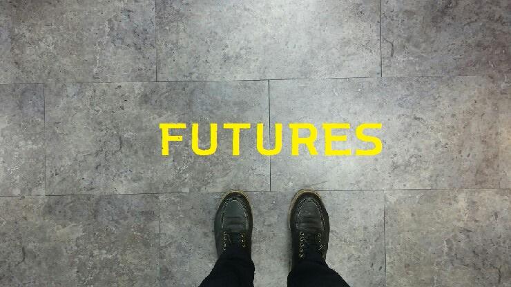 우리가 나아가는 곳은 '우리의 미래'여야만 한다.