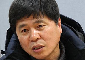 손원영 민주노총 금속노조 두산인프라코어 지회장