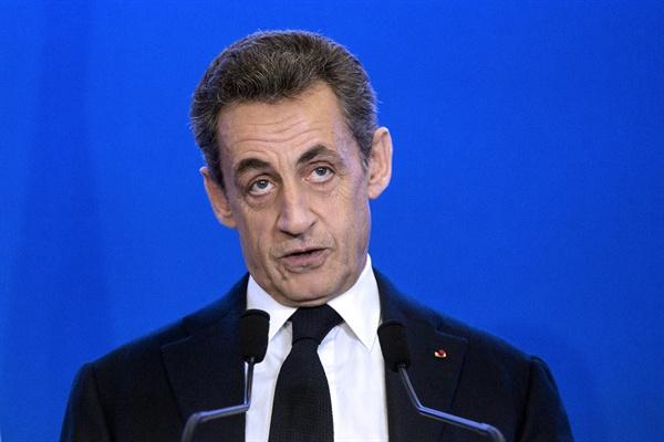 프랑스 니콜라 사르코지 전 대통령.