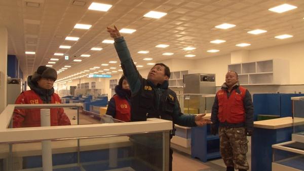수족관과 이어질 실외기(냉각기) (사진 : 칼라TV)