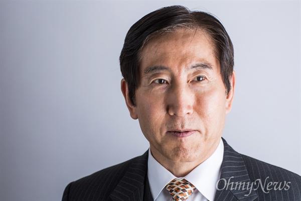 인사청탁 명목의 뇌물수수 혐의에서 1심 무죄 판결을 받은 조현오 전 경찰청장.