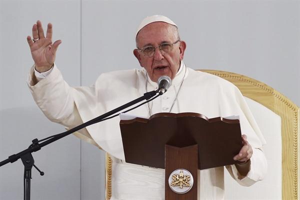 20160216 프란치스코 교황 멕시코 방문