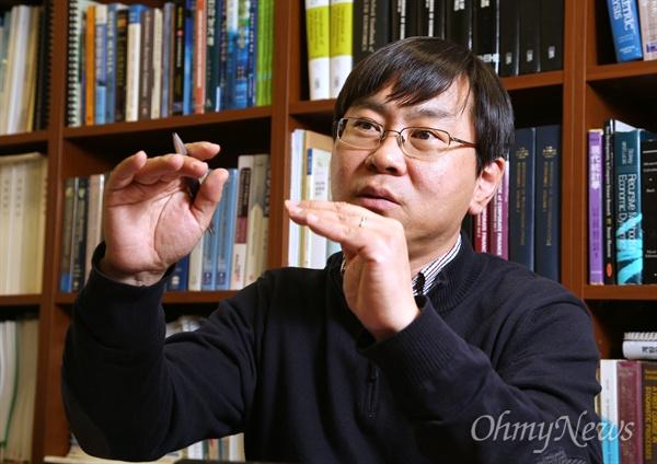 박상인 서울대 행정대학원 교수.