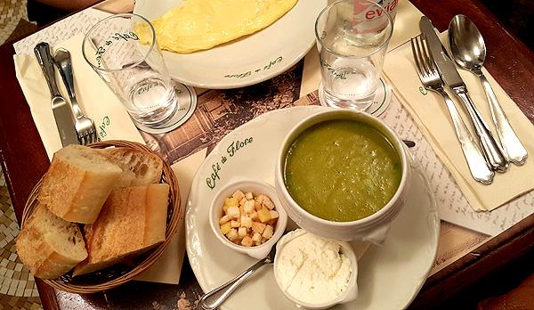 카페 드 플로르(Cafe de Flore)