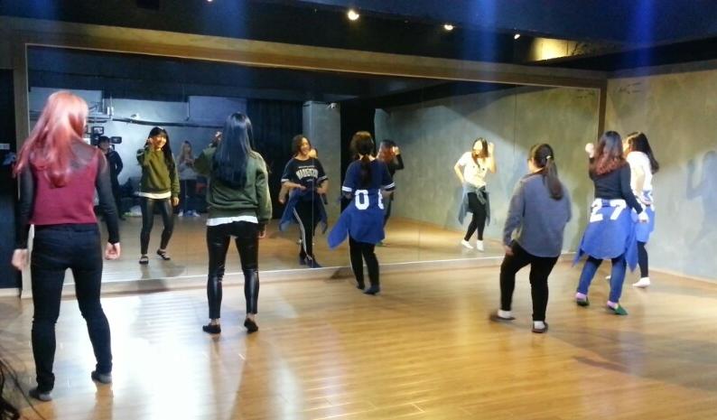 신화 팬 댄스팀 D.U.R
