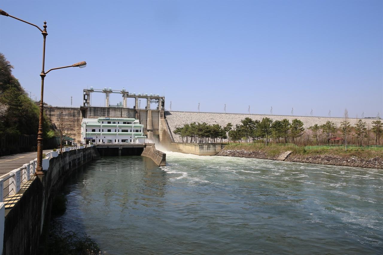 남강대 다목적댐