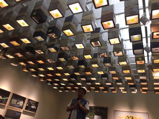김종천 416 기억저장소 사무국장의 모습