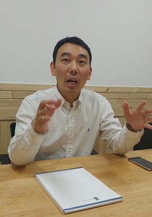 김용민 변호사는 민변 통일위 언론담당을 맡고 있다.