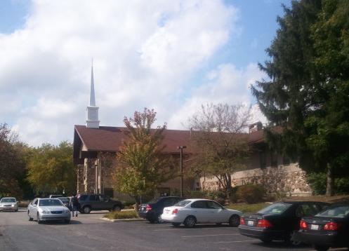 시카고의 한 교회