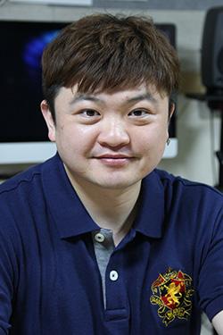 숭의2동 마을방송국을 연 정진우 미라클미디어 대표.