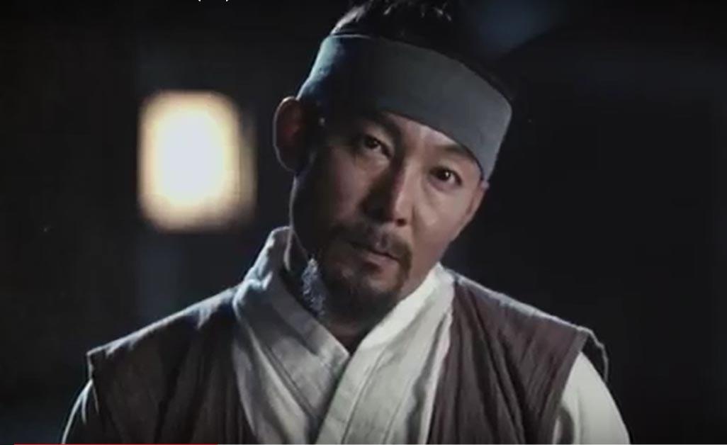 <대박>의 정희량(최진호 분).