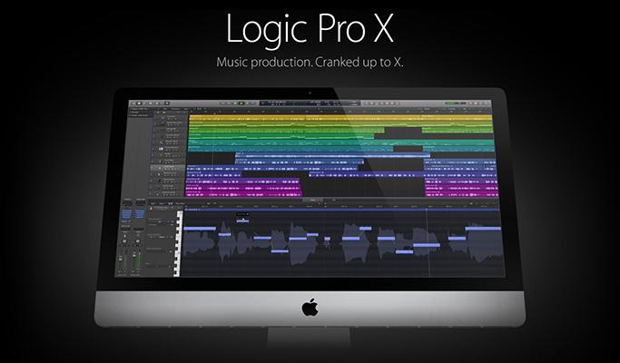 애플의 DAW 프로그램 로직 프로 X
