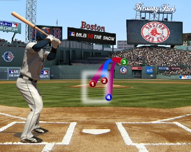 6회 이대호 vs 데이빗 프라이스 (출처: MLB.com 게임데이 갈무리)