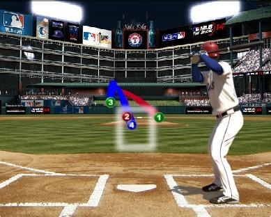 4회 추신수 vs 케빈 가우스먼 (출처: MLB.com 게임데이)
