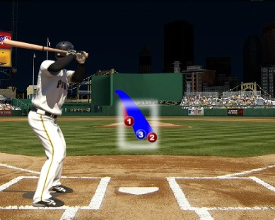 3회 강정호 vs 제프 사마자  (출처: MLB.com 게임데이)