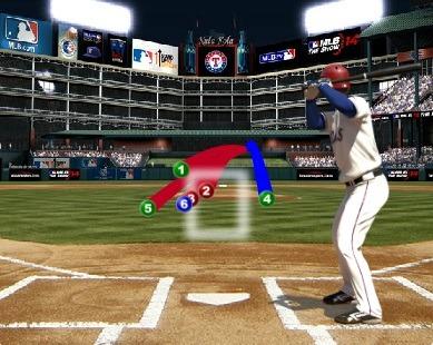 8회 추신수 vs 토니 싱그라니 (출처: MLB.com 게임데이)