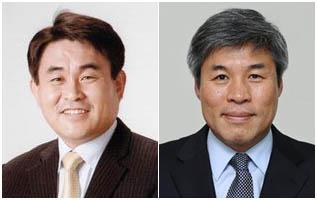 최창환 전 서울시 정무수석과 서왕진 전 정책특보