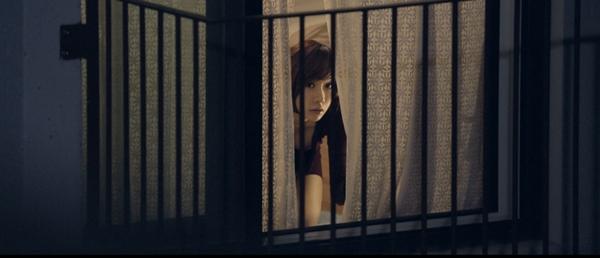 곽현화가 출연한 영화 <전망 좋은 집>의 한 장면. 그리고 그녀는 아직도 싸우고 있다.