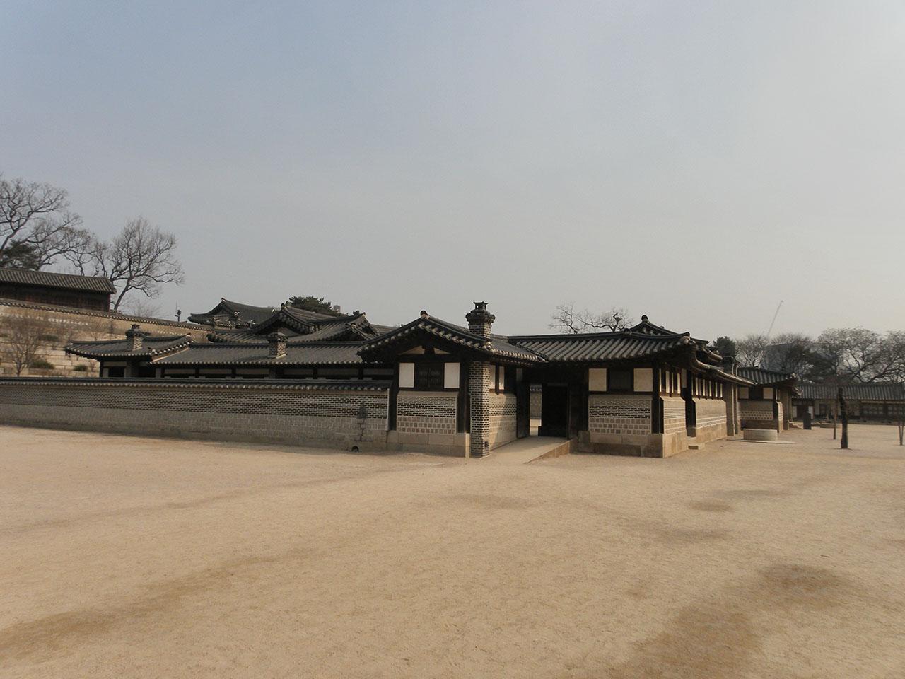 창덕궁 낙선재 구역.