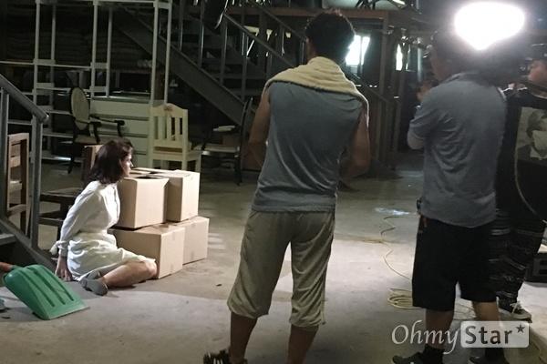 2016년 8월 MBC <서프라이즈> 출연 배우들.