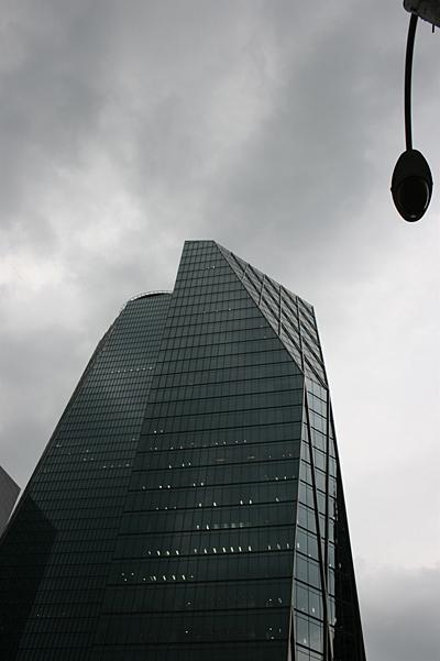 옥시가 입주해있는 고층빌딩
