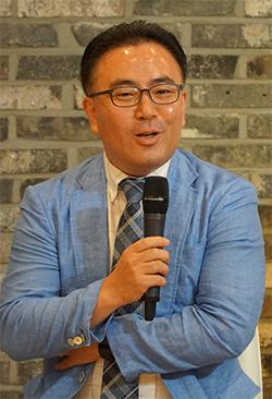 은종성 (주)비즈웹코리아 대표. 강의 컨설팅 집필활동을 하는 1인기업가다.