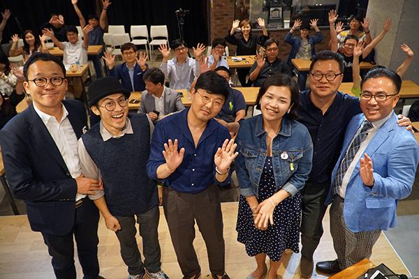 1인기업가 좌담회가 6일 서교동 미디어카페 후에서 개최됐다.