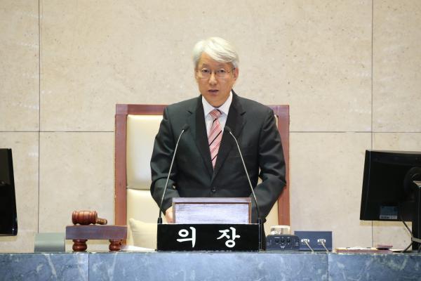 무기명 투표? 성남시의원들 소신은 어디로 갔나? 성남시의회 김유석 의장