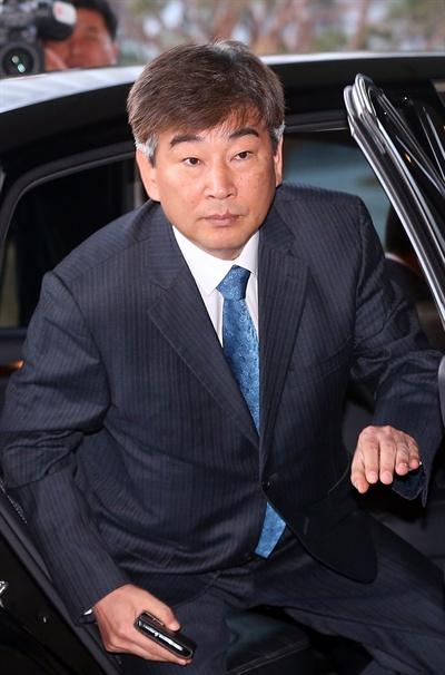신임 민정수석으로 임명된 최재경 변호사