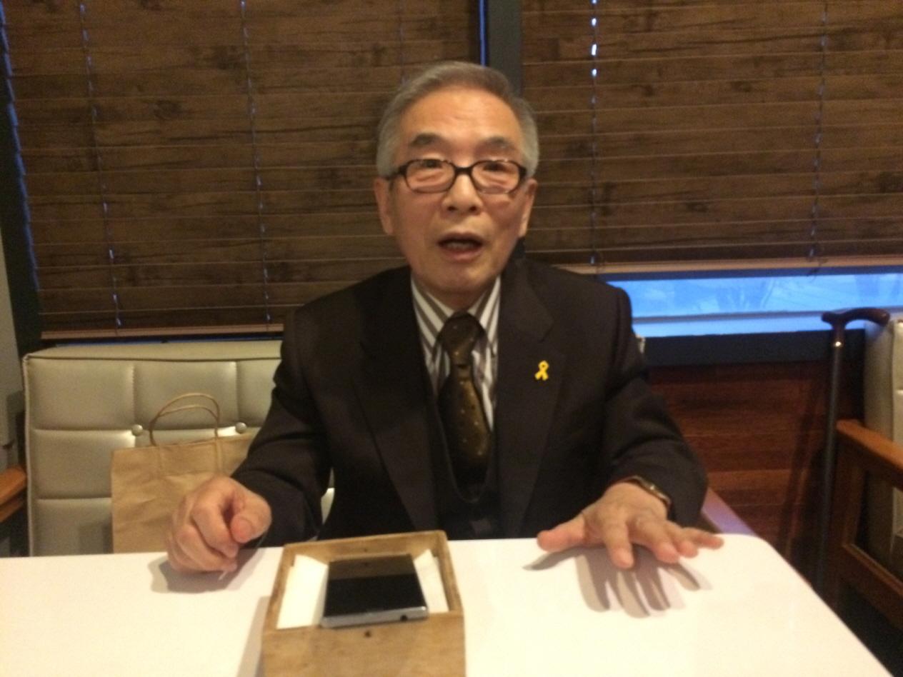 김상근 목사